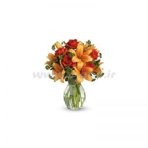 گل روژین