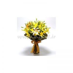 دسته گل لیلیوم