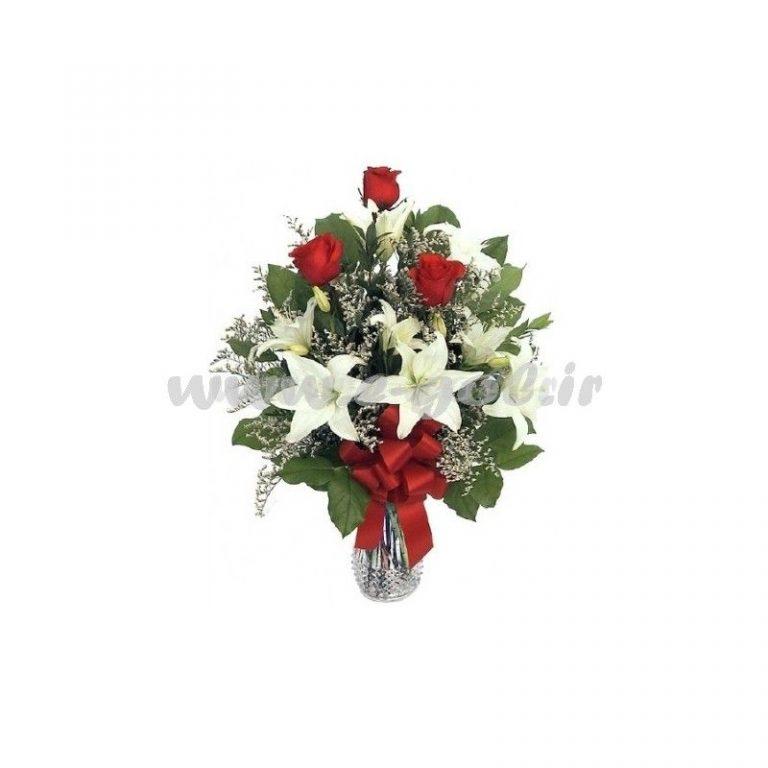 دسته گل بگونیا