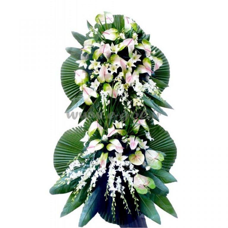 پایه گل ارکیده و آنتوریوم