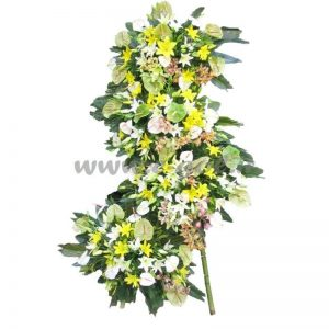 پایه گل آسمون