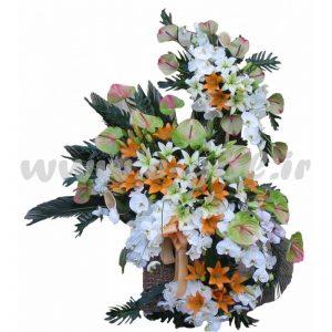 پایه گل فرشته