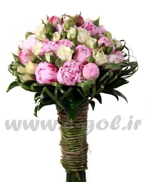 دسته گل عروس بیتا