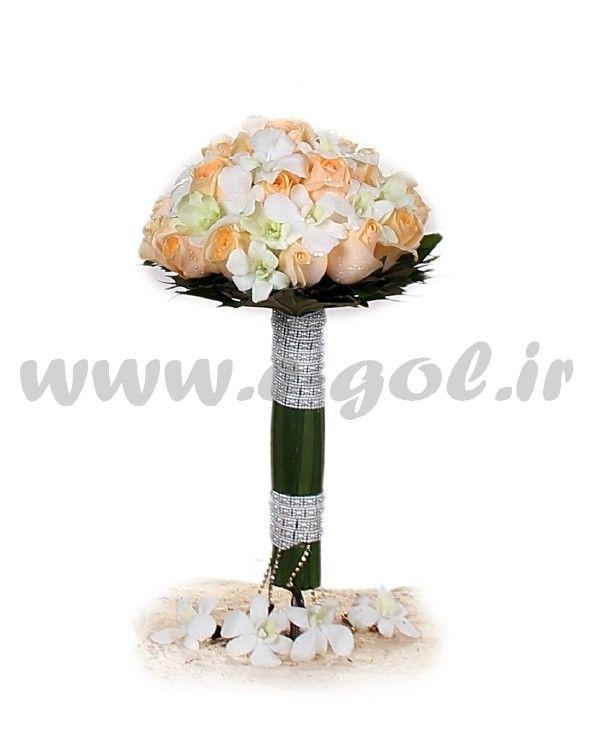 دسته گل عروس الیسا