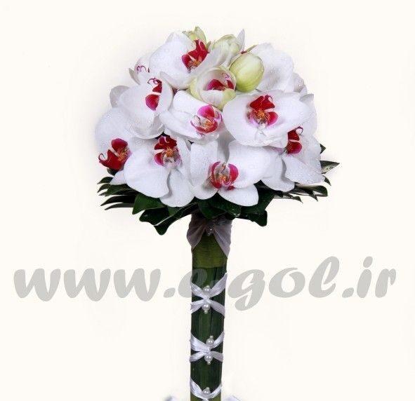دسته گل عروس آنیتا