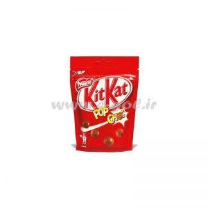 شکلات دراژه کیت کت پوپ چوک