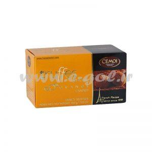 شکلات پذیرایی ترافل سموئی فرانسه فندقی