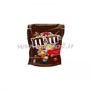 دراژه M&M's شکلاتی
