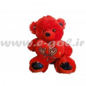 خرس پولیشی قرمز