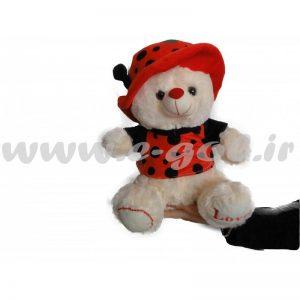 خرس کلاه دار خال دار