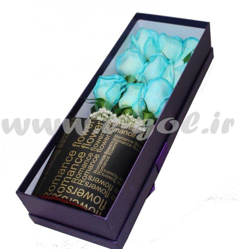 جعبه گل آروشا