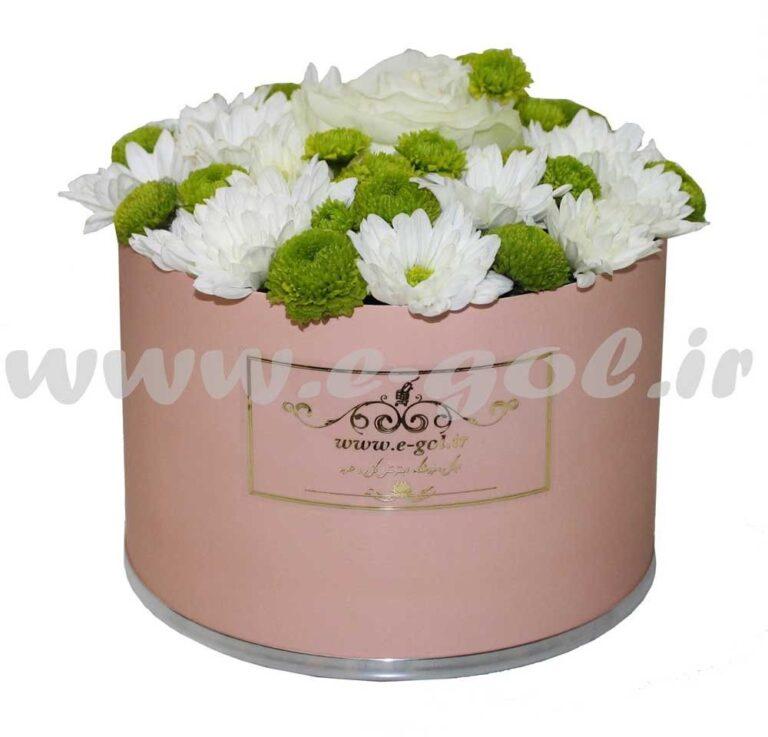 جعبه گل آترین