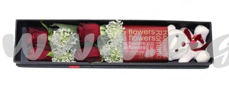 جعبه گل آسا