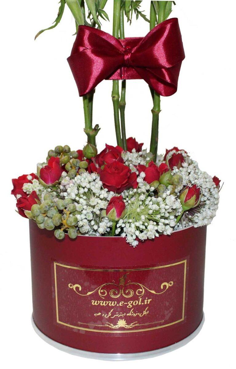 جعبه گل دیانا