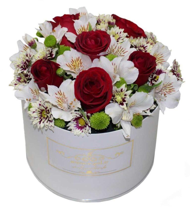 جعبه گل نیلیا
