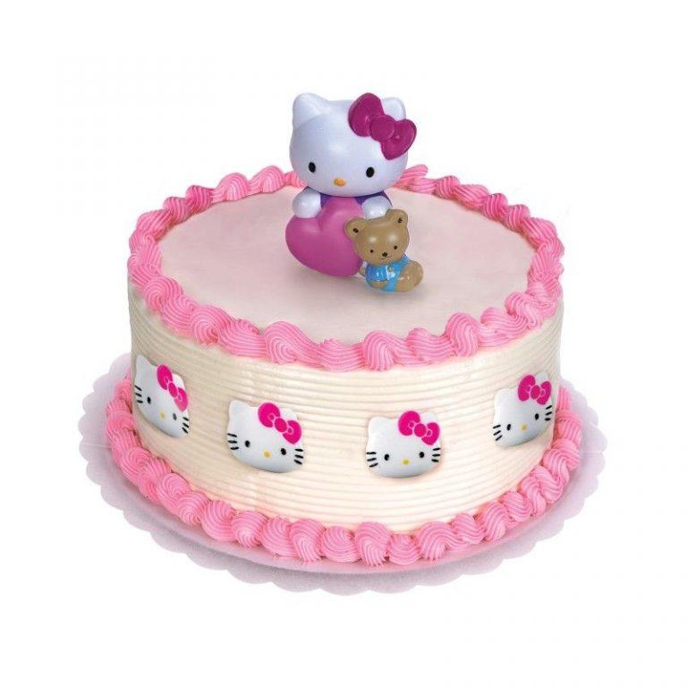 کیک تولد کیتی