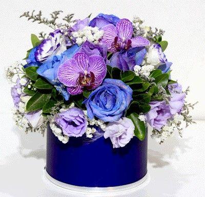 جعبه گل شهرزاد