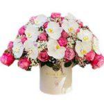 جعبه گل شادان