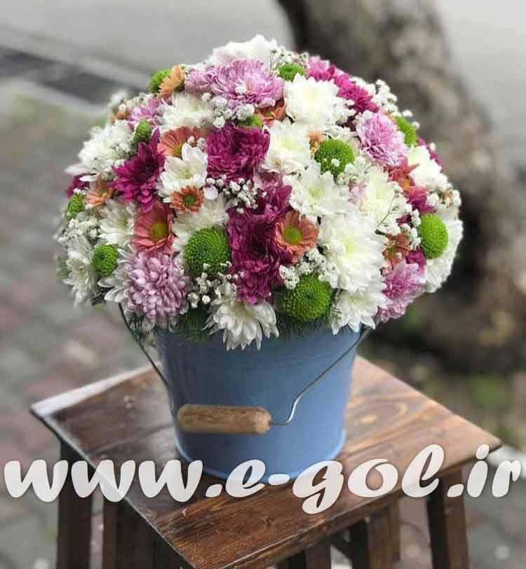 سطل گل فروزش